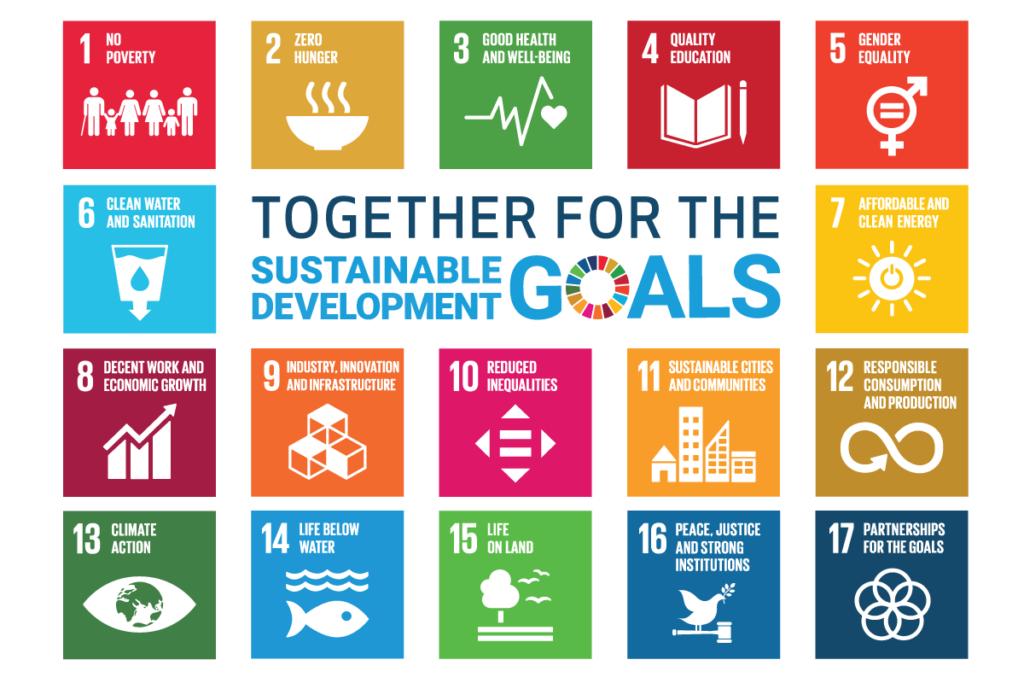 17 SDG's voor het creëren van een betere wereld in 2030