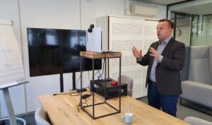 presentatie duurzaam ondernemen Credion